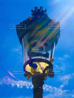 街灯の写真・画像素材[2135035]
