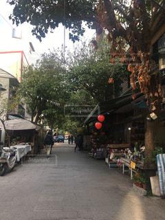 台湾の街並みの写真・画像素材[2084952]