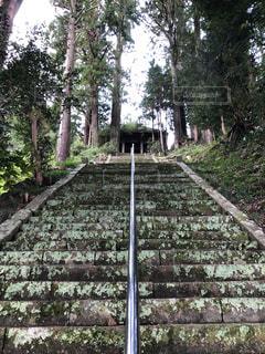 石階段の写真・画像素材[2694888]
