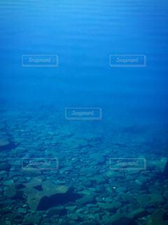 支笏湖ブルーの写真・画像素材[2084563]
