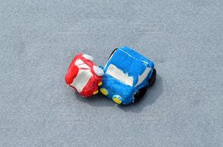 交通事故の写真・画像素材[2140310]