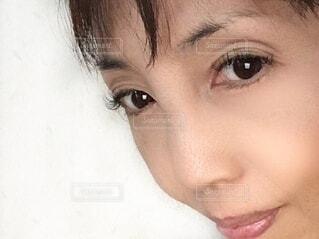 まつ毛の写真・画像素材[3693220]