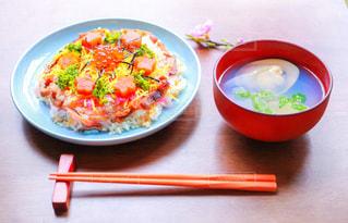 ちらし寿司の写真・画像素材[2114159]