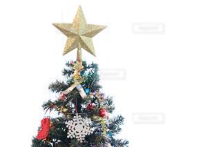 クリスマスツリーの写真・画像素材[2380209]
