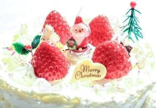 クリスマスケーキの写真・画像素材[2659770]