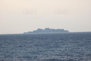 軍艦島の写真・画像素材[2091726]