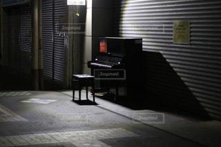 野生のピアノの写真・画像素材[2180938]