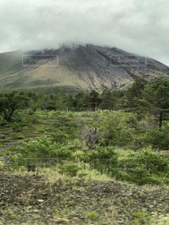 浅間山の写真・画像素材[2096708]