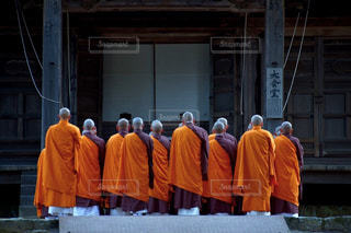 高野山の修行僧の写真・画像素材[1598206]