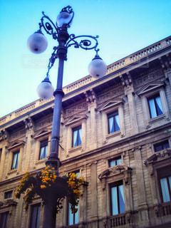 イタリアの街並みの写真・画像素材[2120534]