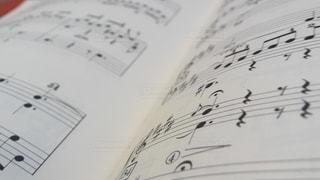 楽譜の写真・画像素材[2091135]
