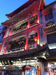 北京の街並みの写真・画像素材[2114474]
