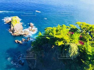熱海の海の写真・画像素材[2114497]