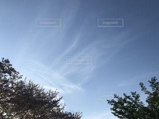 空と雲の写真・画像素材[2115978]