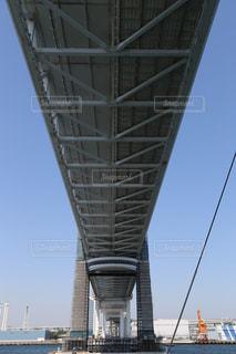 橋の下、裏っ側の写真・画像素材[2093518]