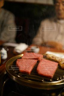 食べ物のクローズアップの写真・画像素材[2442783]