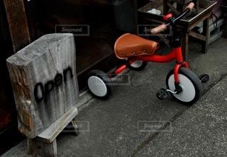 三輪車の写真・画像素材[2864881]