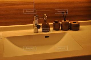 洗面化粧台の写真・画像素材[2885434]