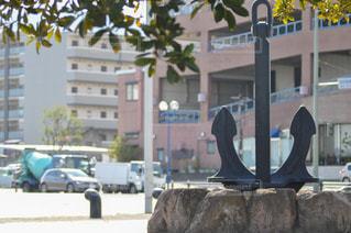 碇オブジェの写真・画像素材[2930116]