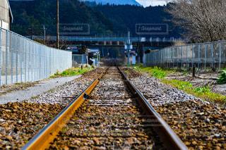 線路の写真・画像素材[2977136]