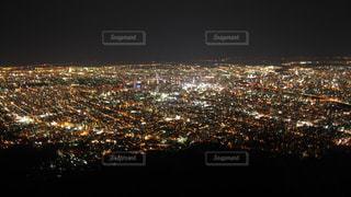 日本三代夜景の眺めの写真・画像素材[2096553]