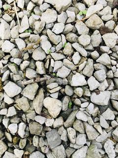 岩の壁の接写の写真・画像素材[2095639]