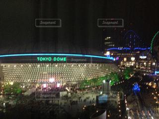 東京ドームの写真・画像素材[2095742]