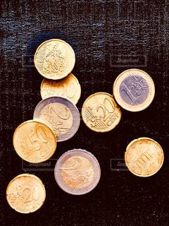 コインの写真・画像素材[2106907]