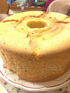シフォンケーキの写真・画像素材[2146194]