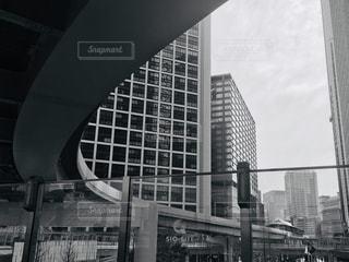 モノレールの写真・画像素材[2102713]