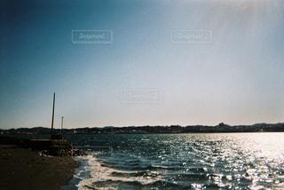 大きな水域の写真・画像素材[2266220]