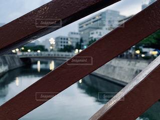 橋の閉鎖の写真・画像素材[2266483]