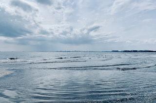 大きな水域の写真・画像素材[2268923]
