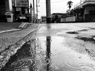 通りのクローズアップの写真・画像素材[2269132]