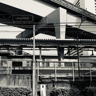 大きな白い建物の写真・画像素材[2278827]