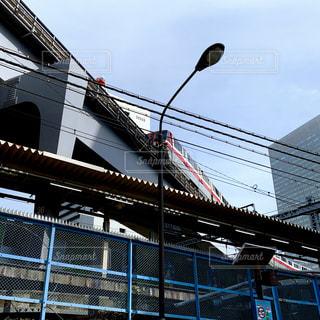 橋の閉鎖の写真・画像素材[2278828]