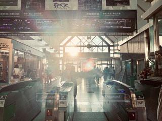 駅の写真・画像素材[2460157]