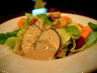 ローンスターステーキハウス サラダの写真・画像素材[2097858]