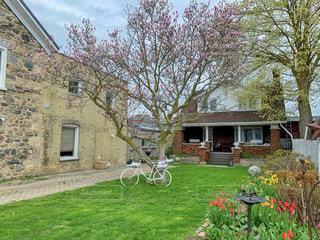 海外の家と庭の写真・画像素材[2116091]