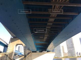運河に架かる橋の写真・画像素材[2116981]