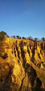 徳島県の観光地 土柱の写真・画像素材[2888958]