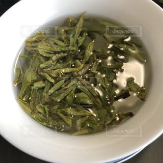 飲み物 中国茶の写真・画像素材[2099618]
