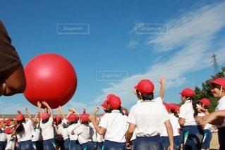 運動会の写真・画像素材[79852]