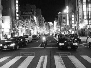 夜景の写真・画像素材[79855]