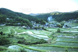 田園風景の写真・画像素材[3300862]