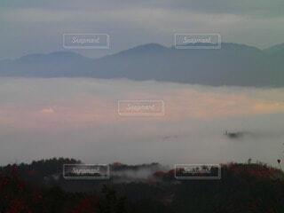 雲海の写真・画像素材[3969691]