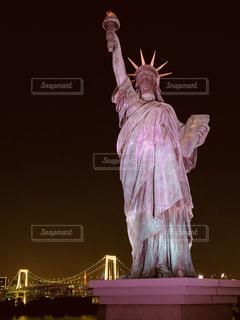 自由の女神の写真・画像素材[2212842]