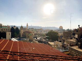 エルサレム旧市街の写真・画像素材[2103687]