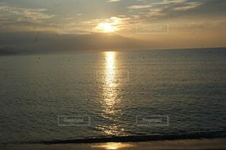 夕日の写真・画像素材[2214685]