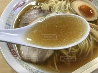 煮干し系ラーメンスープの写真・画像素材[2114949]